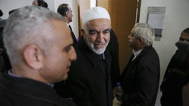 İsrail Şeyh Raid Salah'ı 28 ay hapis cezasına çarptırdı