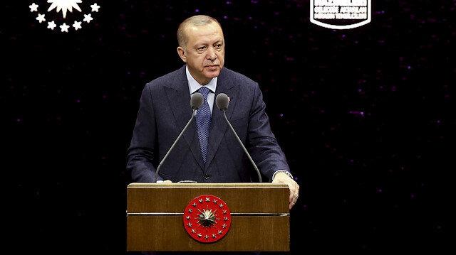 Cumhurbaşkanı Erdoğan'dan İdlib'deki saldırılarla ilgili açıklama