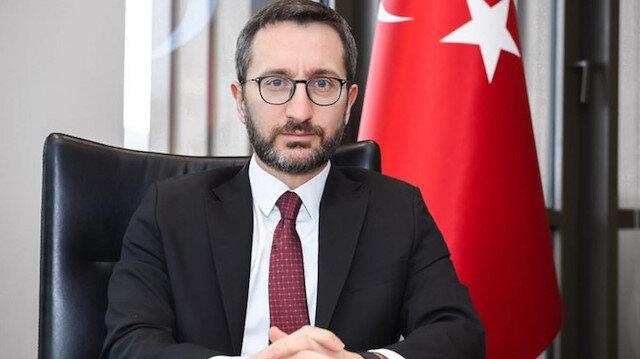 Fahrettin Altun: FETÖ operasyonlarının talimatını Cumhurbaşkanı Erdoğan verdi