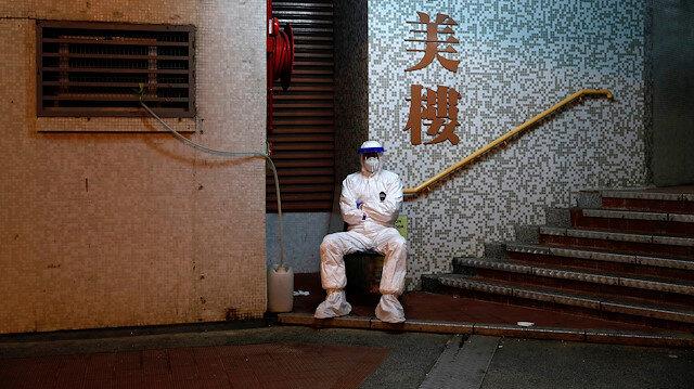 Çin'de koronavirüs nedeniyle ölenlerin sayısı 1017'ye çıktı: Son 24 saatte ilk kez 100'den fazla kişi öldü