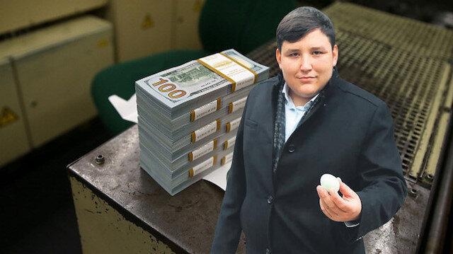 'Tosuncuk'un aylık geliri 1 milyon TL!