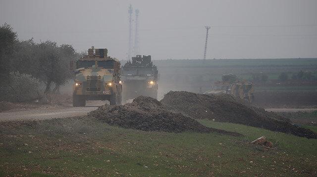 Suriye'deki stratejik M5 kara yolu üzerinde mücadele sürüyor