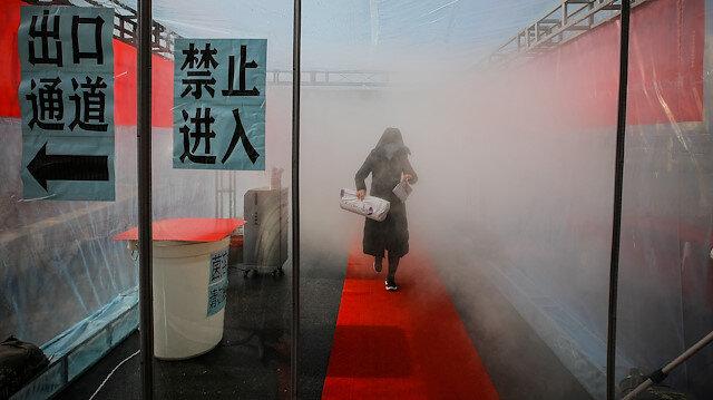 Çin'de koronavirüsten ölenlerin sayısı bin 114'e yükseldi