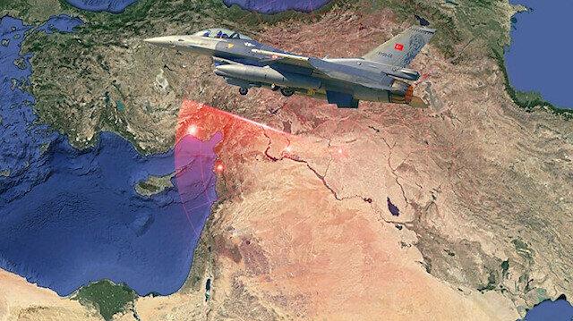 Suriye rejimine operasyon masada: Kara ve havada alternatiflerimiz var