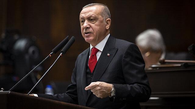Cumhurbaşkanı Erdoğan: Askerlerimize en küçük zarar gelmesi halinde rejim güçlerini her yerde vuracağız