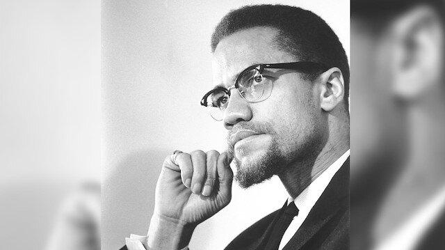 Malcolm X dosyası raftan iniyor