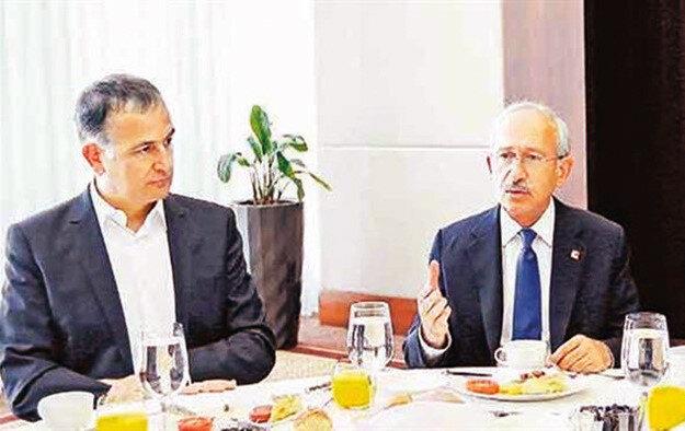 Kılıçdaroğlu sürekli Ekrem Dumanlı ile görüştü