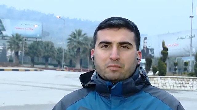 TVNET ekibi çatışmaların devam ettiği İdlib bölgesinden son durumu aktardı