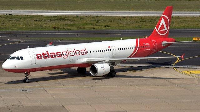 Atlasglobal tüm uçuşlarını durdurdu: Çalışanlarını genel merkeze davet etti