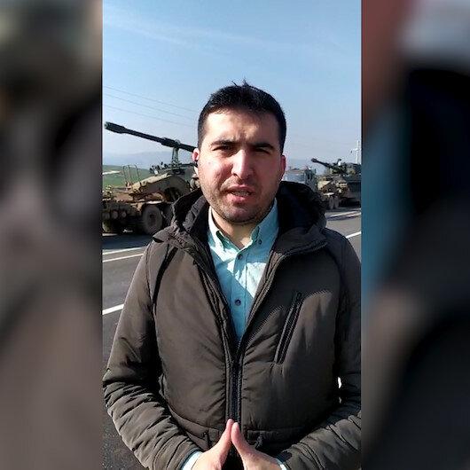 TVNET Suriye sınır hattından gelişmeleri bildirdi