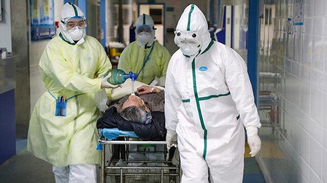 Koronavirüs salgını ölüm saçıyor