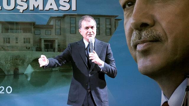 AK Parti Sözcüsü Çelik: Su uyuyor Türkiye'deki vesayet odakları uyumuyor