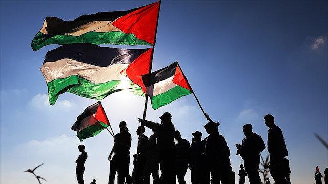 Gazze'den ABD'nin sözde barış planına karşı 'Filistin birlik hükümeti' çağrısı