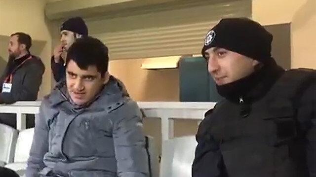 Beşiktaş maçında ağlatan görüntü