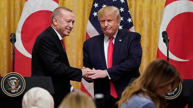 Cumhurbaşkanı Erdoğan ve Trump telefonda görüştü: Müzakereler yeniden başlayacak