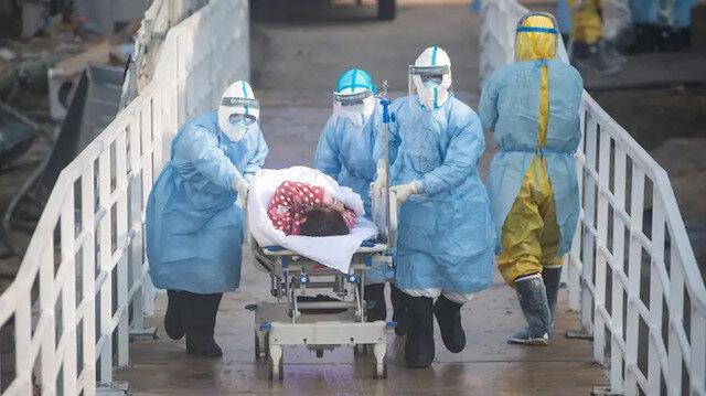 Çin'de koronavirüsten ölenlerin sayısı 1524'e yükseldi: 8969 kişinin durumu ağır