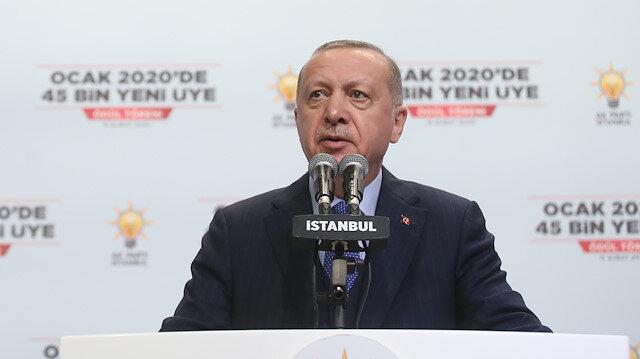 Cumhurbaşkanı Erdoğan, Esed rejimini uyardı: Rejim çekilmezse şubat bitmeden bu işi yapacağız
