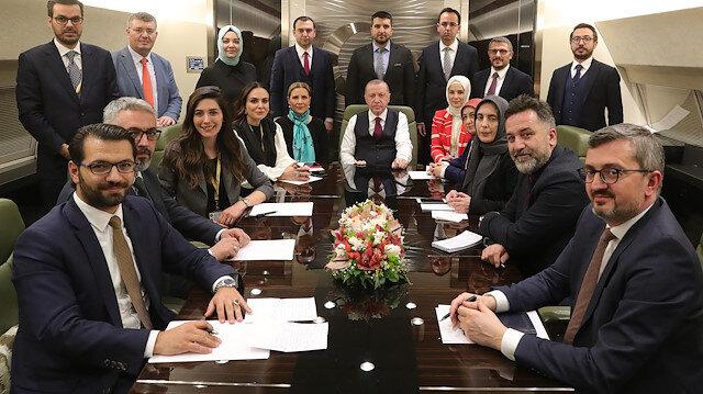 Erdoğan'dan yeni bir darbe girişimi söylentilerine yanıt: Herkes elinde ne var ne yok meydanlara dökülür