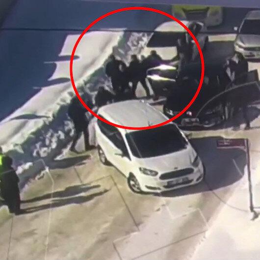 HDPli vekilin yardım ettiği terörist kıskıvrak yakalandı