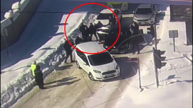 HDP'li vekilin yardım ettiği terörist kıskıvrak yakalandı