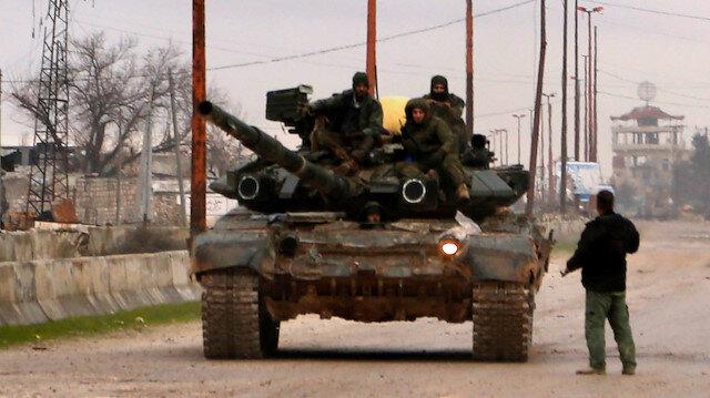 Esed güçleri İdlib'e saldırılarında ağır kayıplar verdi