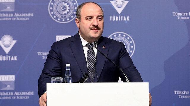 Sanayi ve Teknoloji Bakanı Varank'tan 200 bin liralık hibe müjdesi