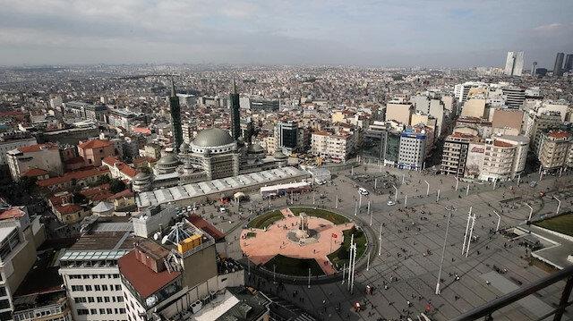 Taksim Camisinin inşaatı yüzde 60 tamamlandı: Yıl sonunda bitecek