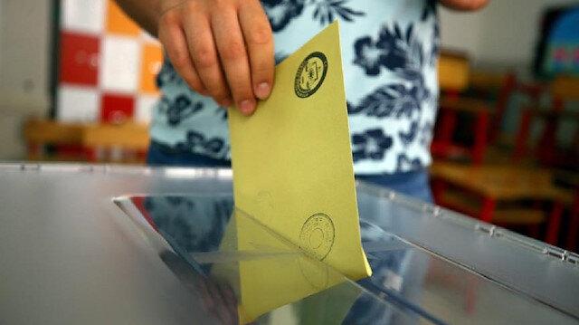 Areda'nın son seçim anketinde AK Parti yüzde 40'la birinci parti