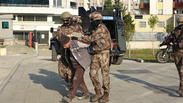 Bursa'da terör örgütü DEAŞ'ın infazcısı yakalandı