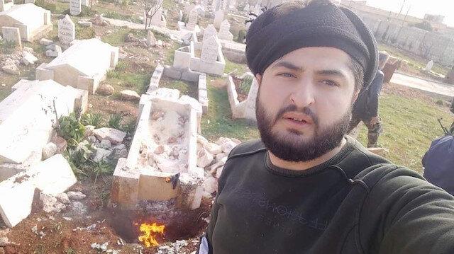Esed'in kiralık katilleri 'Şebbihalar' 9 yıl sonra muhaliflerden aldıkları yerleşimlerde mezarlıkları da yıkıyor