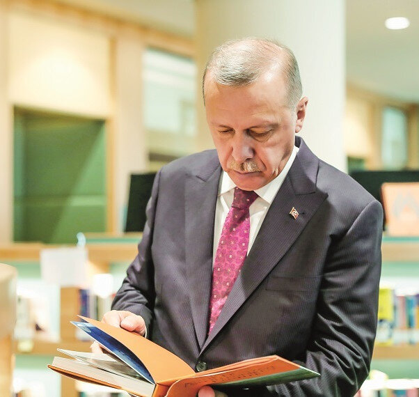 Cumhurbaşkanı Erdoğan, hazırlıkları yerinde incelemişti.