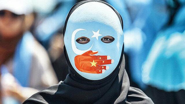 Uygur Türkleri'ne derin fişleme