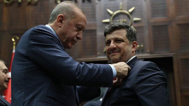 5 belediye başkanı daha AK Parti'ye katıldı