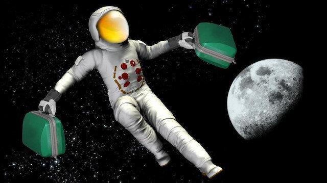 Uzay turizmi için geri sayım: İlk yolculuk seneye