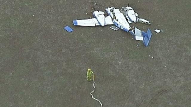 Avustralya'da uçaklar havada çarpıştı: 4 kişi hayatını kaybetti