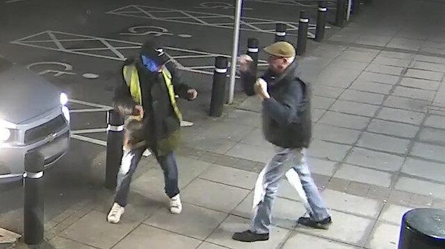 77 yaşındaki adamın hırsıza karşı şaşırtan savunması