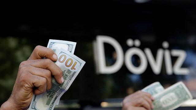 Faiz kararı öncesi dolar yükselişte