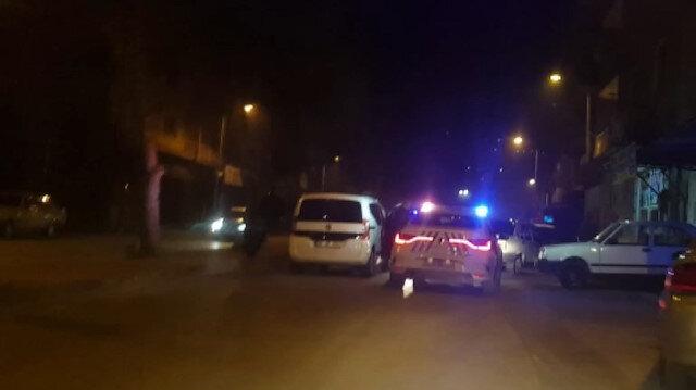 'Dur' ihtarına uymadı, polis ekiplerini peşine taktı