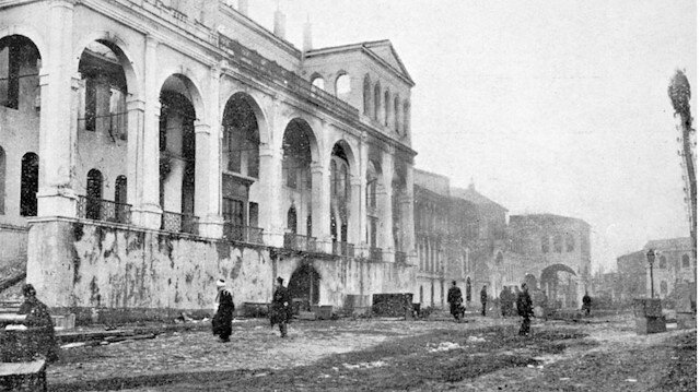 Tarihi bina 'Şura-i devlet' 54 milyon TL'ye yeniden yapılacak