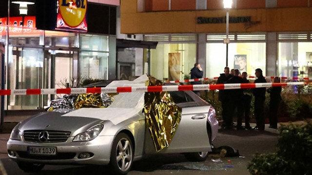 Almanya'daki saldırıda hayatını kaybedenlerin 5'inin Türk olduğu açıklandı
