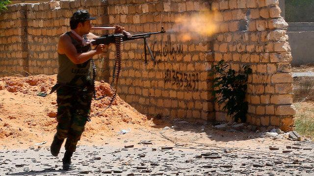 Libya'da 25 Hafter milisi etkisiz hale getirildi