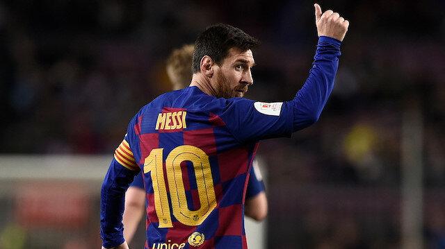 Messi kararını açıkladı: Kulüp isterse kalırım