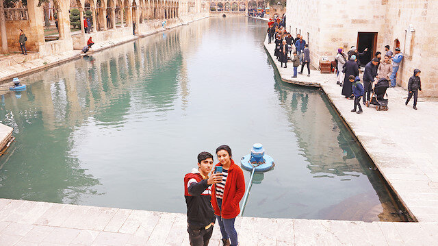 Şanlıurfa'da İslam dünyası turizm başkenti hedefi