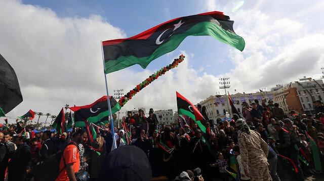 Devrimin dokuzuncu yılında Libya