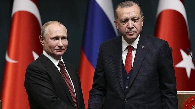 Cumhurbaşkanı Erdoğan ve Rusya lideri Putin İdlib'i görüştü: Tüm anlaşmalara bağlıyız