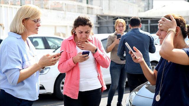 GSM şirketlerine deprem cezası!