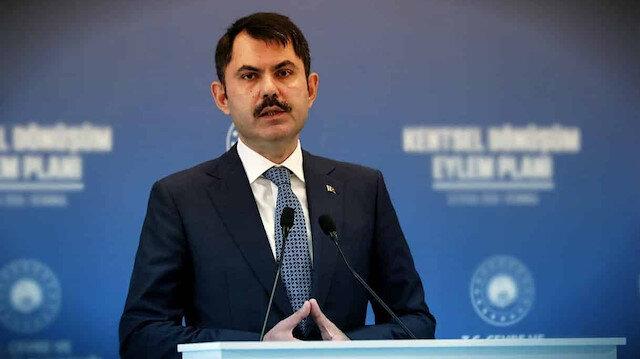 Çevre ve Şehircilik Bakanı Kurum: Ağır hasarlı binaların yıkım sürecini başlatıyoruz