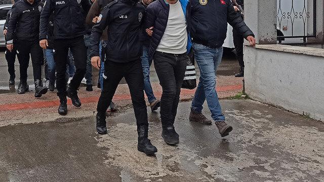 6 HDP'li PKK/KCK operasyonunda gözaltına alındı