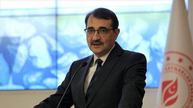 Enerji ve Tabii Kaynaklar Bakanı Fatih Dönmez: 2020'nin ilk yarısında ilk yarışmamızı gerçekleştireceğiz