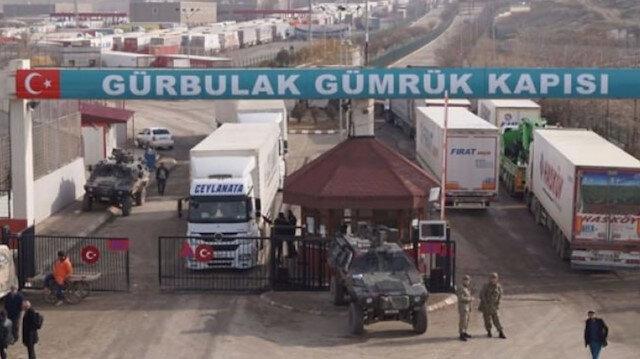 Koronavirüs tedbirleri: Kapıköy ve Gürbulak sınır kapıları geçici olarak kapatıldı